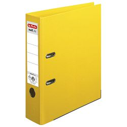 Registrator A4 široki samostojeći maX.file Herlitz 10834356 žuti