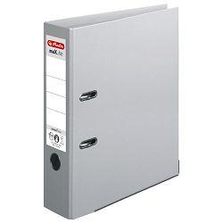 Registrator A4 široki samostojeći maX.file Herlitz 10834372 sivi