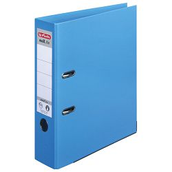 Registrator A4 široki samostojeći maX.file Herlitz 10834422 svijetlo plavi