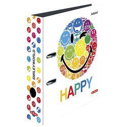 Registrator A4 široki samostojeći Smiley Rainbow Herlitz 50002009