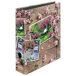 Registrator A4 široki samostojeći Spring Photos Herlitz 50017171