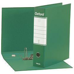 Registrator A4 široki u crnoj kutiji Oxford Esselte zeleni