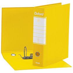 Registrator A4 široki u crnoj kutiji Oxford Esselte žuti