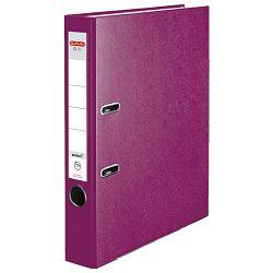 Registrator A4 uski samostojeći Q.file Herlitz 50011889 blackberry magenta