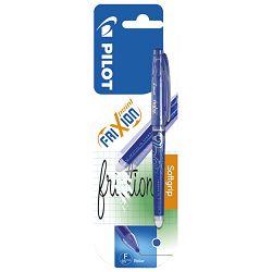 Roler gel 0,5mm Frixion point piši-briši Pilot BL-FRP5-L plavi blister