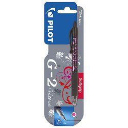 Roler gel grip 0,7mm G2 Victoria Pilot BL-G2-7-VA rozi blister