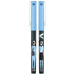 Roler 0,5mm Hi-tecpoint V5 Collector Trendy Pilot BX-V5-COL svijetlo plavi!!