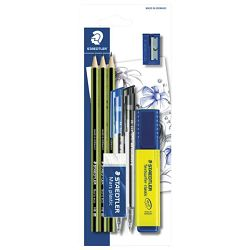 Set mix Staedtler 60 BK-4 blister