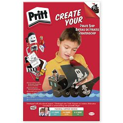 Set za modeliranje Pirate mix Pritt Henkel 1954763!!