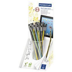 Stalak s olovkama grafitnim HB Noris Stylus pk24 Staedtler sortirano!!