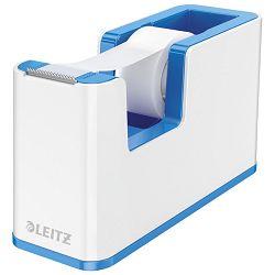 Stalak s trakom ljepljivom Wow 53641036 Leitz bijeli/plavi