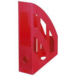 Stalak za spise okomit plastičan classic Herlitz 65003 crveni