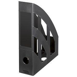 Stalak za spise okomit plastičan classic Herlitz 65037 crni