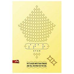 Teka meki uvez A4 crte 40L 80g Braille Mar-Mar!!