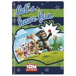 Teka meki uvez A4 karo 40L 80g Talking Tom and Friends Together Forever!!