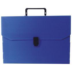 Torba-kofer pp-tvrdi  380x270x50mm Dispaco EURO5 plava