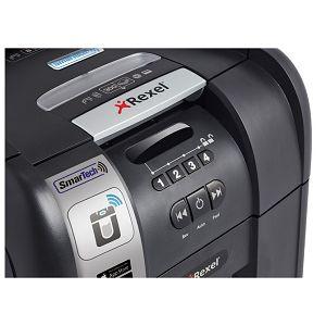 Uništavač dokumentacije 300 (ručno 8) listova CrossCut Auto+ 300X Smartech Rexel 2103250EUS