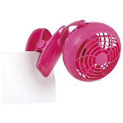 Ventilator prenosivi klip Joy Mini Rexel 2104407 rozi