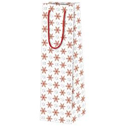 Vrećice ukrasne-boca 10,5x36x10cm Ice crystal red Herlitz 11380177!!