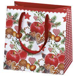Vrećice ukrasne 16,5x16,5x9cm Winter apple Herlitz 40001869