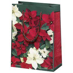 Vrećice ukrasne 16x22x8cm Poinsettia Herlitz 11101235!!
