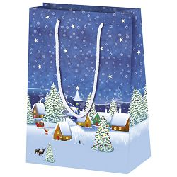 Vrećice ukrasne 16x22x8cm Winter village Herlitz 40001777