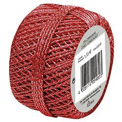 Vrpca ukrasna konac 20m Herlitz 11251121 crvena