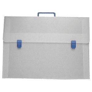Torba-kofer pp-tvrdi  530x380x60mm Dispaco ECO6T bijela