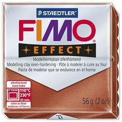 Masa za modeliranje   56g Fimo Effect Staedtler 8020-27 metalik bakrena