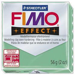 Masa za modeliranje   56g Fimo Effect Staedtler 8020-506 žad zelena