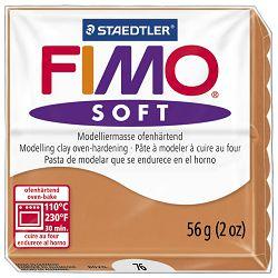 Masa za modeliranje   56g Fimo Soft Staedtler 8020-76 cognac