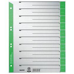 Pregrada kartonska A4 Leitz 16520055 zelena