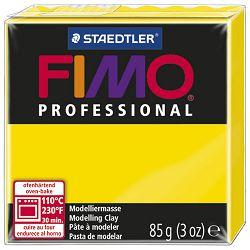 Masa za modeliranje   85g Fimo Professional Staedtler 8004-100 žuta