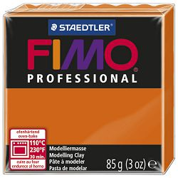 Masa za modeliranje   85g Fimo Professional Staedtler 8004-4 narančasta
