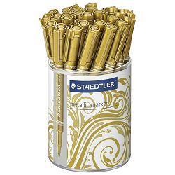 Stalak s markerima pk30 Metallic Staedtler 832311KP30 zlatni