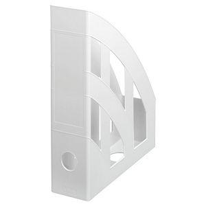 Stalak za spise okomit plastičan classic Herlitz 65029 sivi