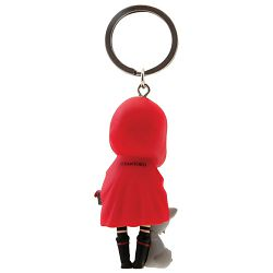 Privjesak za ključeve Little Red Riding Hood Gorjuss 631GJ07 blister