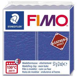 Masa za modeliranje   57g Fimo Effect Leather-effect Staedtler 8010-309 indigo