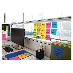 Blok samoljepljiv  76x76mm 6x90L Post-it  Super Sticky 3M.654-6SS-RIO