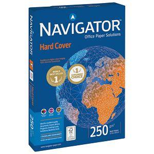 Papir ILK Navigator A4 250g Hard Cover pk125 Soporcel