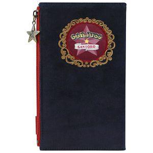Novčanik zip+gumb Circus Harlequin Gorjuss 871GJ05!!