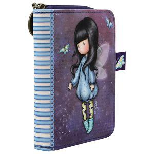 Novčanik zip+gumb Bubble Fairy Gorjuss 903GJ02