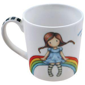 Šalica mala Rainbow Heaven Gorjuss 932GJ04