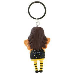 Privjesak za ključeve Bee-Loved  Gorjuss 631GJ10 blister