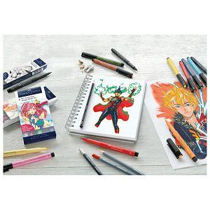 Set crtaći Comic Ilustration pk15 Faber Castell 167195