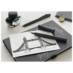 Nalivpero Grip 2011 (M) Faber Castell 140960 mat crno