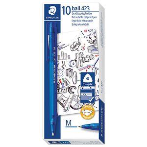 Olovka kemijska ball 423M Staedtler 423 35 M-3 plava