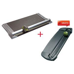 Rezač stolni za papir rez473mm 10L SmartCut A445 Rexel 2101966 + rezač A100 Rexel 2101961 GRATIS
