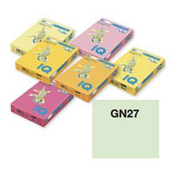 Papir A4 color pastel 80gr gn 27-svijetlo zeleni