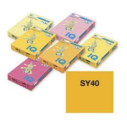 Papir A4 color intensiv 80gr sy40-zlatno žuti